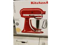 Brand New-Kitchen Aid Artisan 4.8Litre