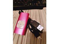 Alba 4GB MP3 Player - Pink