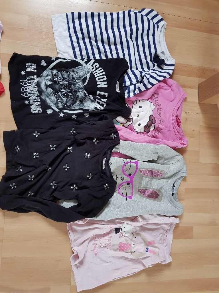 Girls clothes 5-6 yrs