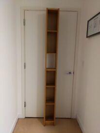 IKEA BENNO / GNEDBY shelving unit - oak