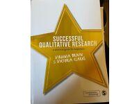 Successful qualitative research - Braun & Clarke