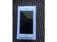 Apple Iphone 6 silver 16gb (unlocked)