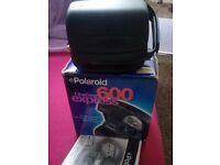 Palaroid 600 (instant camera)