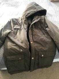 Boys winter jacket size 10-11