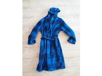 11-12 boys dressing gown as new