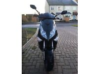 BARGAIN 50cc WK GP2 SCOOTER . ROAD LEGAL FOR 16 YEAR OLDS