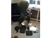 Stokke v3 with extras