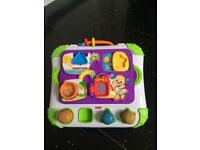 Fisher price Baby iPad case / toy