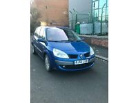 Renault scenic automatic for sale Bargain