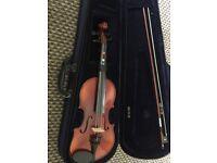 Knight 1/2 & Antoni 1/4 Violins