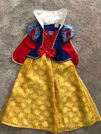 Snow White and Cinderella girls costume