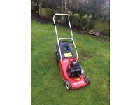Mountfield rear roller petrol lawnmower