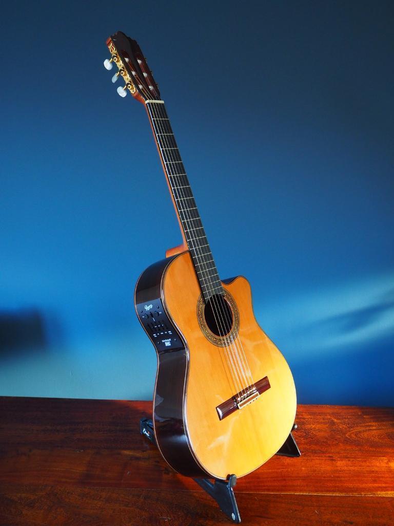 Ramirez 4NCWE MIDI Classical Guitar | in Antrim, County Antrim | Gumtree