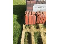 500+ brand new Marley Eternit Ashmore roof tiles