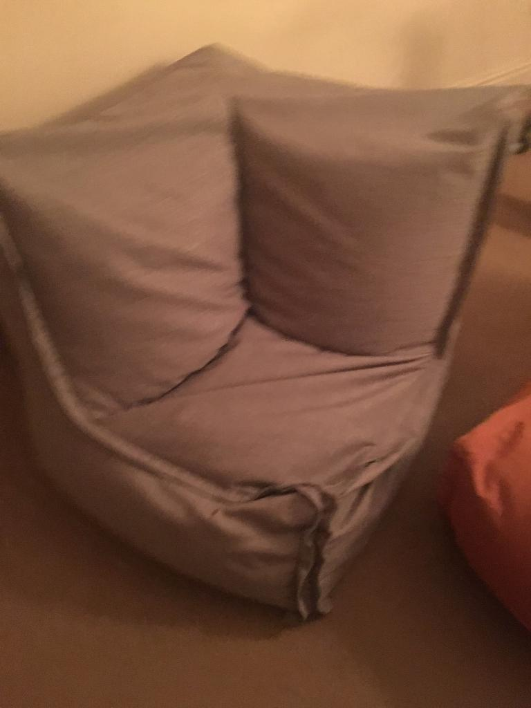 Next Corner Beanbag Sofa Chair In Leicester Leicestershire Gumtree