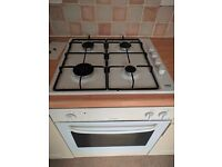 Gas Hob, oven and grill ready to collect. Pick up only please.