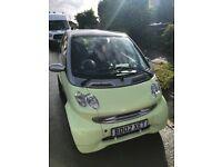 Smart, CITY-COUPE, Coupe, 2002, Semi-Auto, 599 (cc), 2 doors