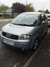 Audi A2 extreamly reliable