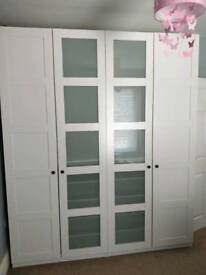 Wardrobes. Two doubles