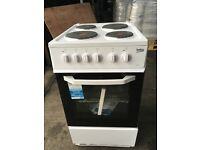 brand new 50cm cookers for sale gas and electric free delivery with in 15mile radius of dh2 2jy
