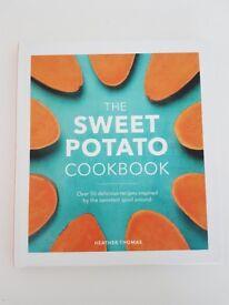 Sweet potato cook book. New.