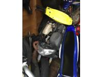 Gilera runner 179cc reg as 50cc