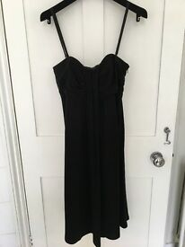 Short black Monsoon dress