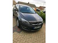 Vauxhall astra 62 plate automatic 50000 miles