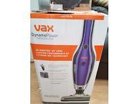 Vax dynamo power