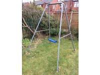 Free Kids garden swing