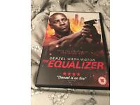 Equaliser DVD - Denzel Washington - used