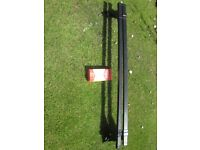 Roof Bars with fitting kit for Honda Accord Saloon ( 2008-2016 )