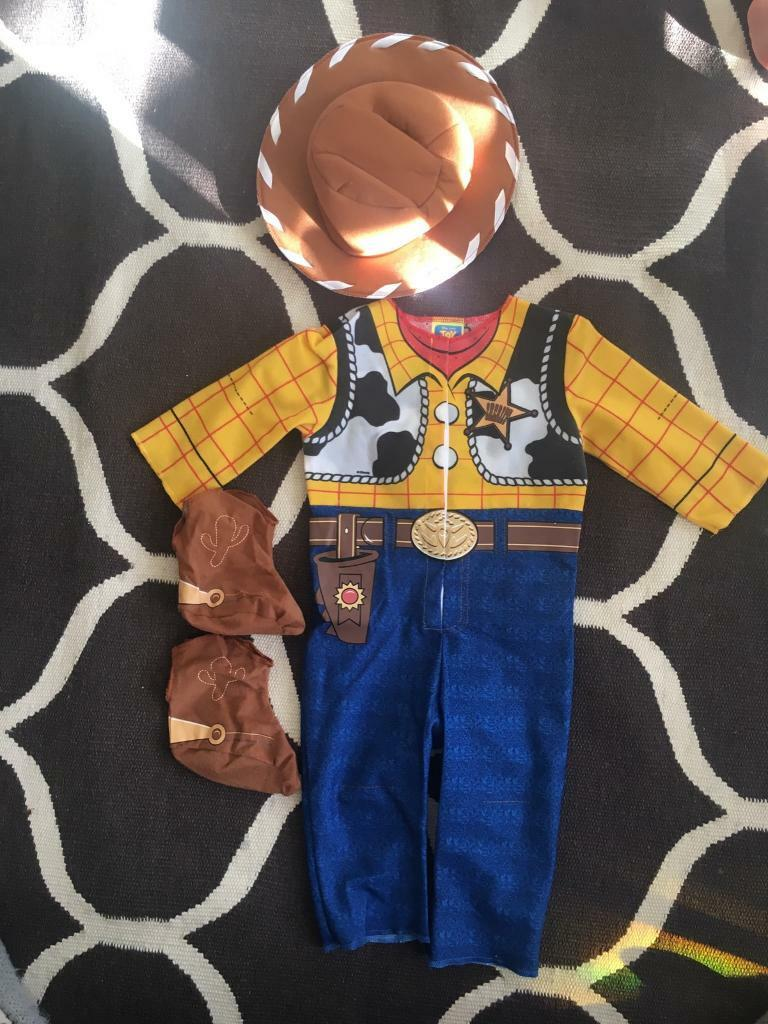 Infant woody costume age 12-18 months