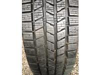Tyre 235/65/18 Pirelli ice and snow