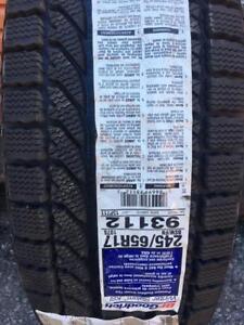 1 pneu 245/65/17 BFgoodrich hiver nouveau