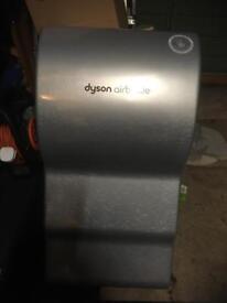 Dyson Airblade AB01 Aluminium Hand Dryer.