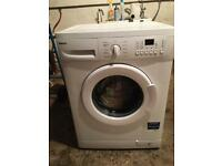Beko WASH814W, Washing Machine, 8KG, 1400RPM, Polar White