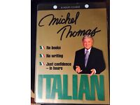 Michel Thomas - learn Italian