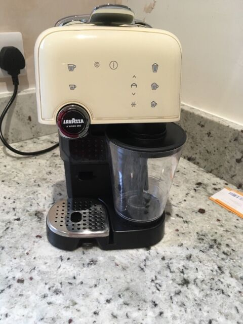 Lavazza Fantasia Coffee Pod Machine For Sale Excellent Condition Hardly Used In Northallerton North Yorkshire Gumtree