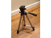 Lightweight camera tripod with carry case - Konig