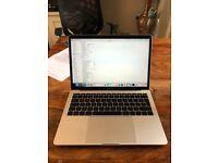 Apple MacBook Pro (13-inch, 2017) Retina Display 2.4GHZ Intel Core i5 8GB 128GB SSD