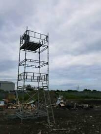Scaffold Tower Haki system
