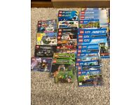 60 Lego INSTRUCTIONS
