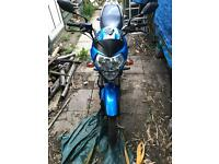 Spares or repairs 125cc sinnis to 125