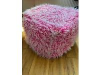 Beanbag and cushion set