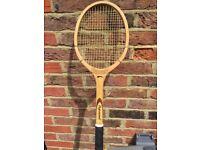 Vintage Slazenger Tennis Racquet
