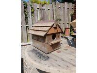 bird house birdhouse, handmade, garden
