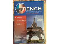 FREE !!!! Caxton Editions 4x CD French Language Course