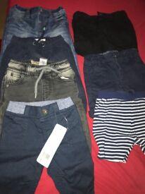 Baby boy cloths bundle