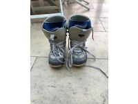 Womens Ride snowboard boots UK 5
